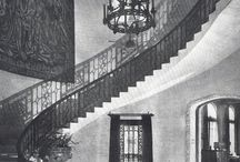 Staircases of the Gilded Age