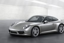 Mis Porsches