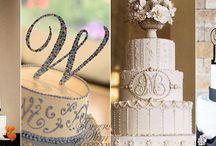 Cake Ideas Weddings of Pittsburgh / www.weddingsofpittsburgh.com