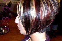 Hairstyles & Haircolor
