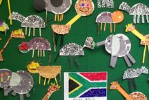 South Africa theme