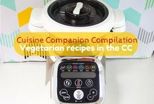 Cuisine Companion Compilation - Vegetarian recipes in the CC / Vegetarian dishes made in the Cuisine Companion / by vegeTARAian