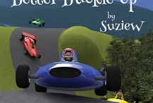 Better Buckle Up - picture book for children / Better Buckle Up: a story to make car safety fun, by SuzieW.  http://geni.us/betterbuckleup