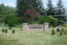 Fairhaven / The Village of Barrington has several subdivisions near to the center that are close to the Elementary Schools - even within walking distance. One of these is Fairhaven which is located north of Northwest Highway and on the East side of Route 59 before you reach Cuba Road.If you are interested in finding out more information on available property in Fairhaven or have any questions about living in our community call 847-847-4711