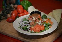 Salads! / by Flippers Pizzeria
