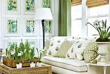 LIVING ROOMS / by Susan Binns