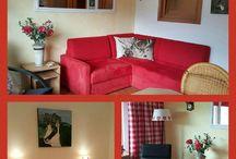 Edelweissappartementen Fam. Hogt / Particuliere verhuur van 3 appartementen in Mittelberg, Kleinwalsertal, Oostenrijk, Austria, Voralberg