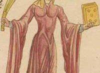 medieval 700-1200 a.c. / fashion history