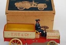 Antique Toys - Juguetes Antiguos / by todocoleccion