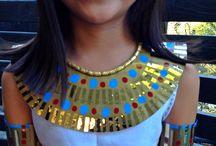 Egypt  kostým
