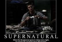 Supernatural / by Trisha Bell