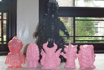 Japanese Kaiju For Sale / by Abe Lincoln Jr.