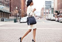 Business Professional attire / by Allison S.
