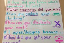 Anchor charts / by Ruth Kuniholm