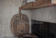 Kitchen / Keittiön sisustus