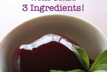 Vitamix Recipes / Here are my favorite vitamix recipes / by Halle Cottis @ Whole Lifestyle Nutrition