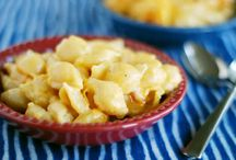 Mac & Cheese / My quest for the ultimate Mac & Cheese recipe♥ / by Carrie Marcelin
