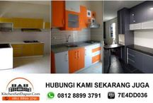 tukang kitchen set di tanggerang