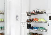 Shoe/Sneaker Wall