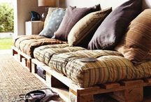 Old Pallets ★ / DIY Ideas How To Use Old Pallets