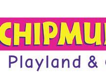 Fun at Chipmunks! / The fun never ends at Chipmunks!
