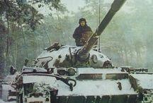 Army Tanks & vehicles