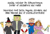 Halloween/Fall fun! / by Trisha Tanner