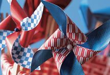 4th of July / 4th of July decor and recipes