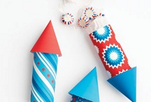 fourth of July stuff / by Arlene Grebenc