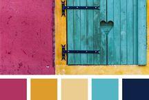 Fargepalett til Liv