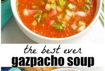 Recetas de sopa