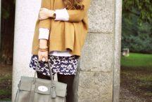 The Style i Love: autumn/winter