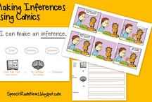 Comic Strips for Learning