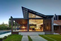 Arkitektur // eksteriør/fasader