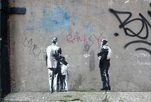Бэнкси / Banksy