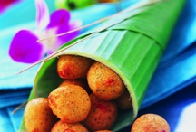 La cuisine antillaise / Nos recettes antillaises : #boudin #acras