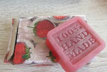 Handmade Soap / Soap made by me