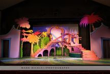 Seussical Set