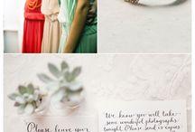 A + N Wedding