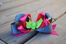 bows / by Lauren Anderson
