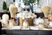 Fall / Food & decor