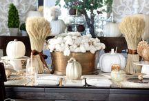 Fall / Food & decor