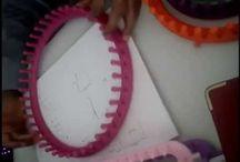 Another Loom Knitting Board 20 / by Lynn Teska