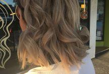 Classic cuts hair styles / Colour