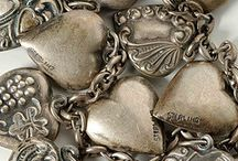 Charms and Charm Bracelets / by Candy Waldman Crawford
