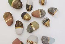 декор камень