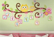 Nursery Ideas / by Beth Dickens