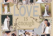 Love is Enough page layout
