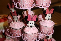 Minnie Mouse 3rd Birthday party i did for my daughter