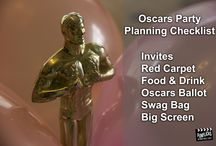 The Oscars Party / Ideas for throwing an Oscars Party